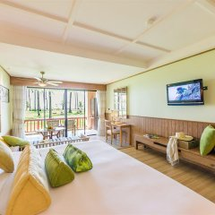 Отель Katathani Phuket Beach Resort 5* Люкс с различными типами кроватей фото 2