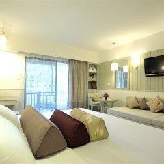 Отель Katathani Phuket Beach Resort 5* Номер Премиум с различными типами кроватей
