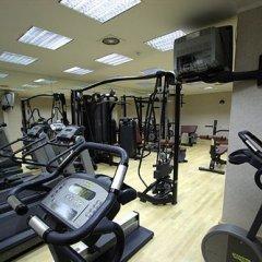 Гостиница Донбасс Палас фитнесс-зал