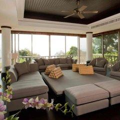 Отель Trisara Villas & Residences Phuket комната для гостей