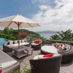 Отель Trisara Villas & Residences Phuket гостиничный бар