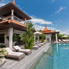 Отель Trisara Villas & Residences Phuket бассейн фото 2