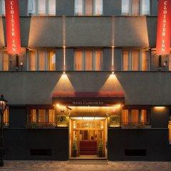 Отель Cloister Inn вид на фасад
