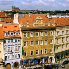 Отель Rott Hotel Чехия, Прага - 9 отзывов об отеле, цены и фото номеров - забронировать отель Rott Hotel онлайн фото 13