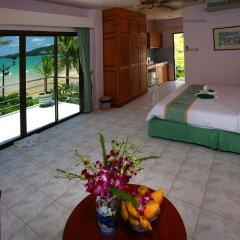 Отель Kamala Dreams 3* Студия разные типы кроватей фото 2