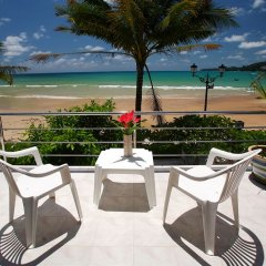 Отель Kamala Dreams пляж