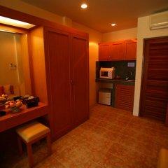 Отель Kamala Dreams 3* Улучшенная студия разные типы кроватей