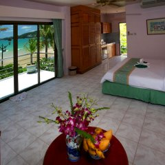 Отель Kamala Dreams открытый бассейн