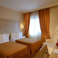 Отель Best Western Rome Airport комната для гостей фото 2
