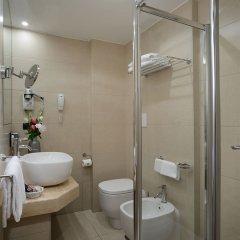Отель Best Western Rome Airport ванная фото 2
