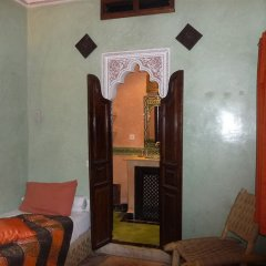 Отель Riad Mimouna Марокко, Марракеш - отзывы, цены и фото номеров - забронировать отель Riad Mimouna онлайн комната для гостей фото 3