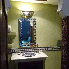 Отель Riad Mimouna Марокко, Марракеш - отзывы, цены и фото номеров - забронировать отель Riad Mimouna онлайн ванная