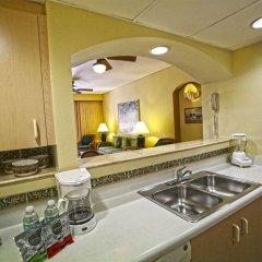 Отель The Royal Sands - Все включено кухня в номере фото 2