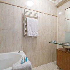 Отель B-Aparthotels Louise Бельгия, Брюссель - отзывы, цены и фото номеров - забронировать отель B-Aparthotels Louise онлайн ванная