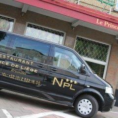 Отель Prince de Liege Бельгия, Брюссель - отзывы, цены и фото номеров - забронировать отель Prince de Liege онлайн городской автобус
