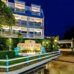 Andaman Seaview Hotel вид на фасад фото 4