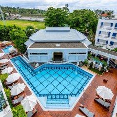 Andaman Seaview Hotel бассейн