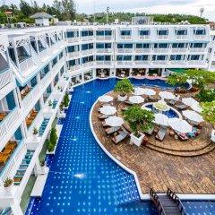 Andaman Seaview Hotel бассейн фото 4