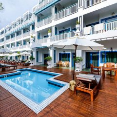Andaman Seaview Hotel бассейн фото 3
