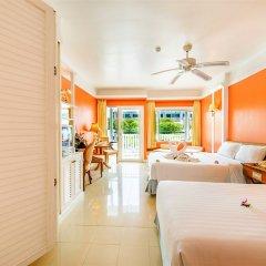 Andaman Seaview Hotel комната для гостей фото 3