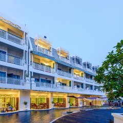 Andaman Seaview Hotel вид на фасад фото 2