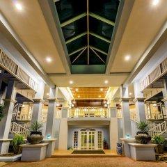 Andaman Seaview Hotel вход в здание
