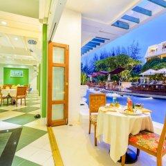 Andaman Seaview Hotel ресторан