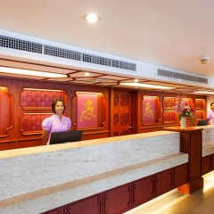 Andaman Beach Suites Hotel ресепшен