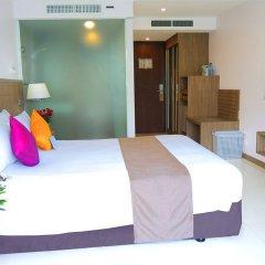 Andaman Beach Suites Hotel 4* Улучшенный номер разные типы кроватей