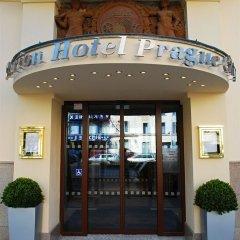 Clarion Hotel Prague City вид на фасад фото 2