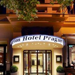 Clarion Hotel Prague City вид на фасад фото 3