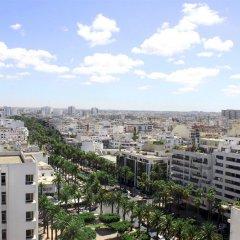 Отель Barcelo Anfa Casablanca Марокко, Касабланка - отзывы, цены и фото номеров - забронировать отель Barcelo Anfa Casablanca онлайн балкон