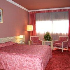 Отель Barcelo Anfa Casablanca Марокко, Касабланка - отзывы, цены и фото номеров - забронировать отель Barcelo Anfa Casablanca онлайн комната для гостей фото 2