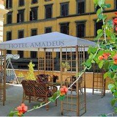 Amadeus Hotel детские мероприятия фото 2