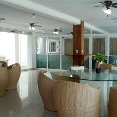 Отель Terracaribe Hotel Мексика, Канкун - отзывы, цены и фото номеров - забронировать отель Terracaribe Hotel онлайн внутренний интерьер