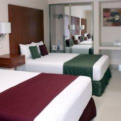 Отель Terracaribe Hotel Мексика, Канкун - отзывы, цены и фото номеров - забронировать отель Terracaribe Hotel онлайн комната для гостей фото 2