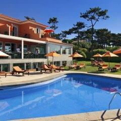 Бутик-отель Senhora da Guia Cascais открытый бассейн