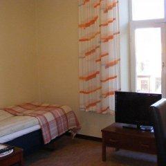 Отель Continental Malmö Швеция, Мальме - отзывы, цены и фото номеров - забронировать отель Continental Malmö онлайн комната для гостей фото 6