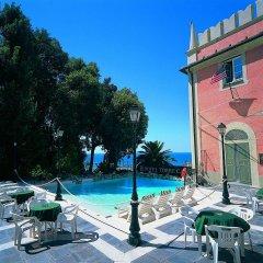 Отель Torre Cambiaso Италия, Генуя - отзывы, цены и фото номеров - забронировать отель Torre Cambiaso онлайн бассейн фото 2