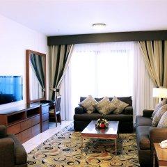 Golden Sands Hotel Apartments гостиная