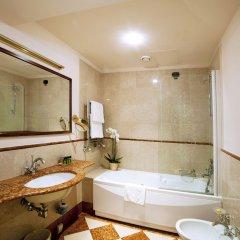 Hotel Continental Genova ванная