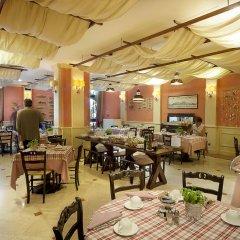 Hotel Continental Genova обед
