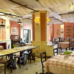 Hotel Continental Genova ресторан