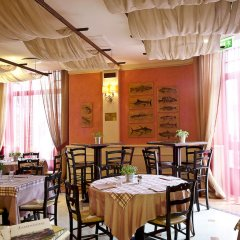 Hotel Continental Genova ресторан фото 2
