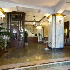 Hotel Continental Genova внутренний интерьер