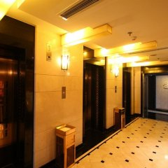 Отель Salvo Hotel Shanghai Китай, Шанхай - 4 отзыва об отеле, цены и фото номеров - забронировать отель Salvo Hotel Shanghai онлайн интерьер отеля фото 3