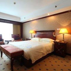 Отель SALVO Шанхай комната для гостей фото 2