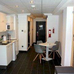be.HOTEL мини-кухня в номере