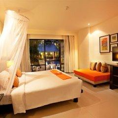 Отель Woraburi Phuket Resort & Spa 4* Представительский люкс разные типы кроватей фото 2