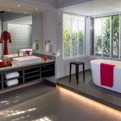 Отель The Pavilions, Suites ванная